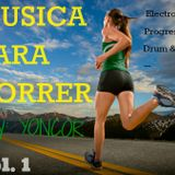 Música para correr (MIX) Vol.1 By YONCOR