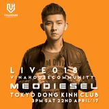 Vinahouse Community Live 018 - DJ Meo Diesel - Tokyo Dong Kinh Club
