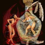 DJA's Angels and Demons Meet