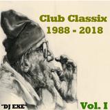 club classixs vol. I (1980 - 2018)