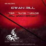 Ewan Rill - Guest mix at Deep House Parade - 2 Anniversary 2015