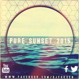 DJ FOKSEN - PURE SUNSET 2015