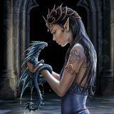 Divine Water Dragon