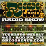 Reggaeland FM radio show @ reggae4us.com (25-Feb-2014)