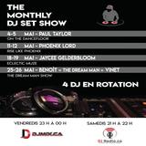 Monthly DJ Set Show - Jaycee Gelderbloom - Eclectic Muze (2018-05-18) DJMIX.CA