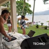DJONNYDJONNYDJONNY @ Carnaval Floripa 2015 - Techno Set