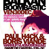 Balkan boombastic