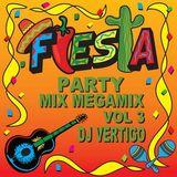 DJ Vertigo - The Greatest Fiesta Mix Megamix Vol 3 (Section The Best Mix)