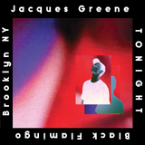 David Kiss closing set for Jacques Greene at Black Flamingo (3/31/16)