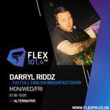 The Monday Morning Mix (Phonetix Special) - mixed by Darryl Riddz, Flex FM 14/10/19