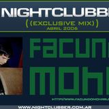 NightClubber Exclusive Mix - 002 - Facundo Mohrr (Abril 2006)