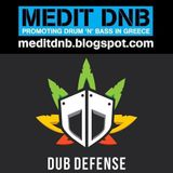Motel® pres. MeditDnB Sessions episode 47 'Dub Defense Exclusive Guest Mix' @BDR (22-05-2017)