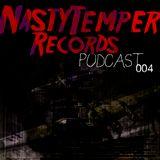 Mik Izif - Dj Set - Nasty Temper Records Podcast 004 - 2013