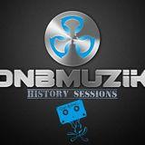 DNBMUZIK - History Sessions #14 - Nicky Blackmarket w/ Stevie Hyper D - Club Blunt, Switz - 1995