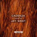 Cadenza Podcast | 094 - Jay West (Cycle)