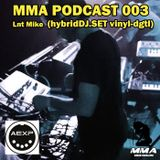 MMA PODCAST 003 - SPRING IS HERE