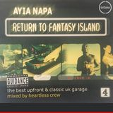 Ayia Napa - Return To Fantasy Island [Mixed by Heartless Crew] - CD 1