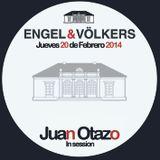 Engel & Volkers in session Febrero 2014 Juan Otazo