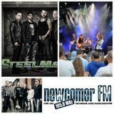 NewcomerFM 01.04.  - Interview mit Steelmade + The Blues Mystery, mit Musik von Anonym die Band