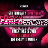 Faded Fridays presents: The Frisky Friday Valentines mix by @DJPLATINUMHD