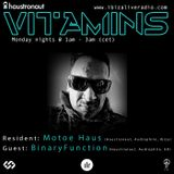 BinaryFunction - VITAMINS Guest mix 16/01/2018