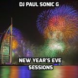 DJ PAUL SONIC G Present NEW YEAR´S EVE SESSIONS