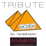 tribute to a historic club, MOVIDA (1989) - Jesolo - Italy....and his staff and Djs.