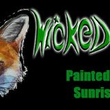 Wicked Woods, Painted Foxes  Saturday Sunrise set