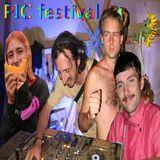 Gajeb @ Pic festival (Dj Set) -  b2b Le groupe éléctro