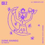 Gong Sounds w/ Prmtvo - 5th February 2018