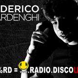 Federico GARDENGHI Intervista a mixMEGAmix su RADIO.DISCOunt con Davide DABBY