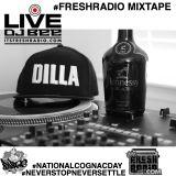 DJ Bee - #FreshRadio Mixtape 06.04.15 (Dilla x National Cognac Day