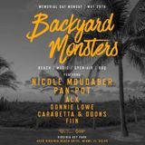 Carabetta & Doons Live at Backyard Monsters Open-Air Event (5-29-17)