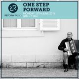 One Step Forward 13th June 2016