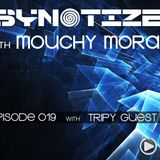Mouchy Mora pres. Psynotized 019 (October 2014) - Tripy Guest Mix