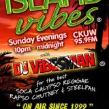 Island Vibes Show from JAN 15 2017