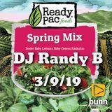 DJ Randy B - Spring Mix 3-10-19 Top 40 / Hip Hop