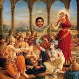 Tragen Halbgötter Dhotis und Dämonen Hosen?