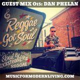 Guest Mix 015: Dan Phelan