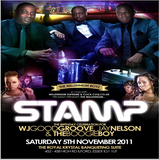 THE STAMP B'DAY DANCE PROMOTIONAL CD 2011