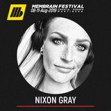 Nixon Gray - Membrain Festival 2019 Promo