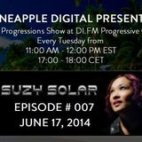 Suzy Solar - DI.FM prog mix Pineapple Radio Jun 17, 14