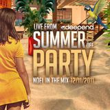 Nova Sono - Live from the Deepend Summer Party