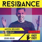 ResiDANCE #103 Anton Bruner Guest Mix (103)