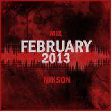 Nikson Mix 014 (February 2013)
