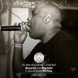 Blueprint w/ Ray Keith & Special Guests MC Foxy & Jack Dat - 20th October 2017