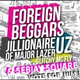 Sebjay Square 'Dingo Mix' - Les Escales du Cargo DJ Contest 25-07-2014