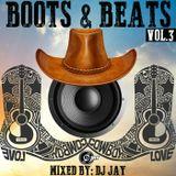 DJ JAY - BOOTS & BEATS (VOL-3) [COUNTRY MIX]