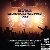 DJ Qwall EDM Mixset Vol.3