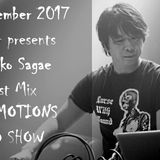 RAVE EMOTIONS RADIO SHOW (13RaVeR) - 20.09.2017. Tomohiko Sagae Guest Mix @ RAVE EMOTIONS